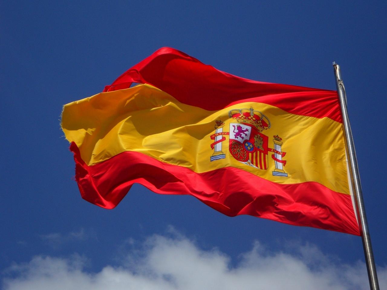 flagpole-spain-spanish-54097