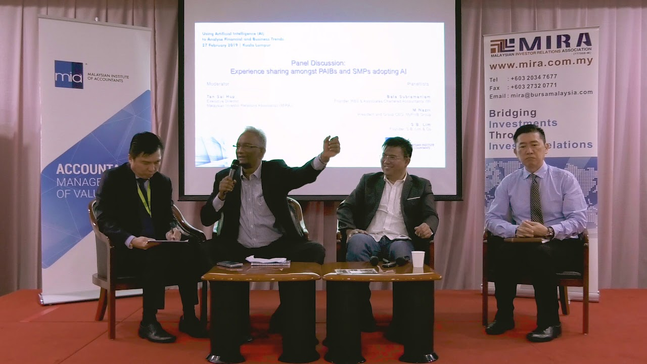 Insights: RoboCFO Workshop: Using AI to Analyse Financial and Business Trends